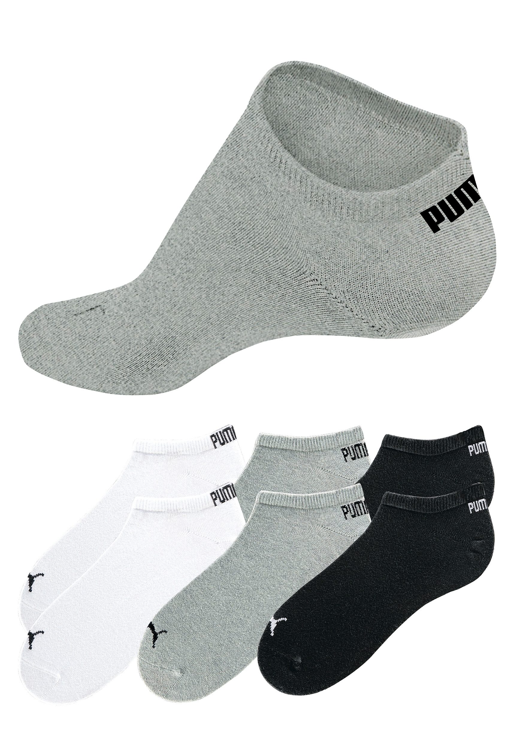 PUMA Sneakersocken (6 Paar)