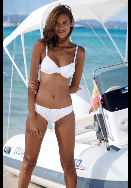 LASCANA Bikini-Hose »Sparkel«