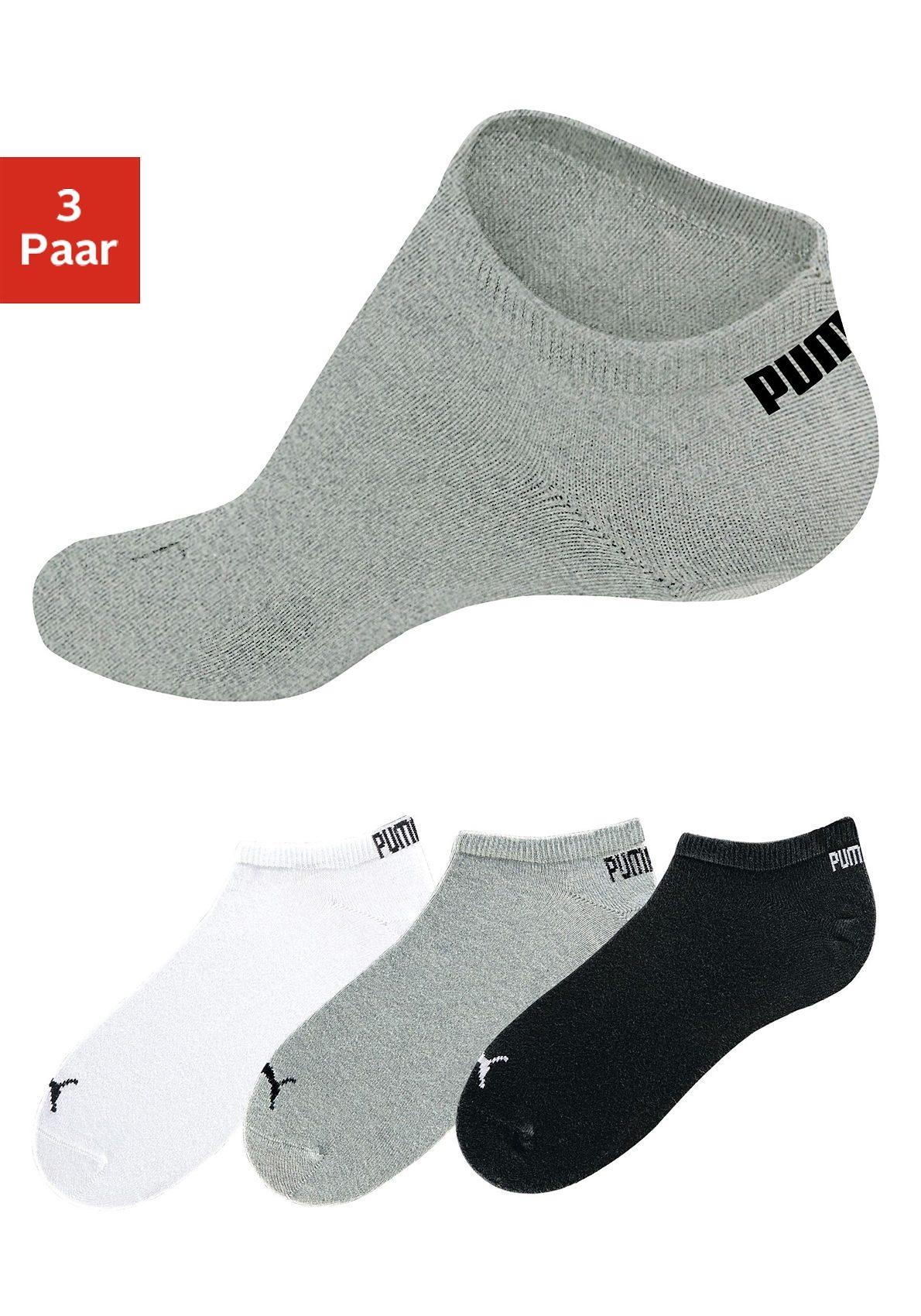 PUMA Sneakersocken (3 Paar)