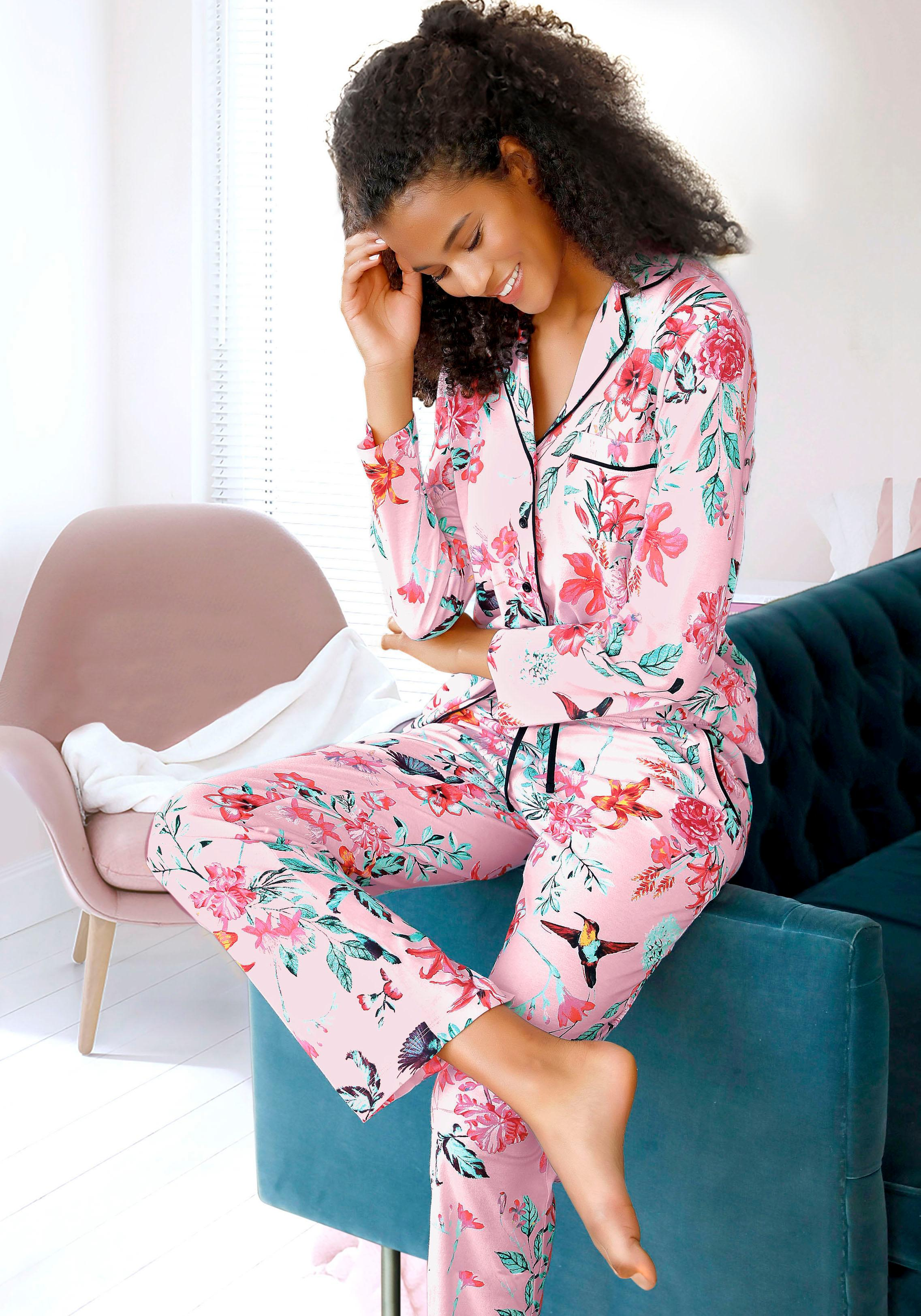 Vivance Dreams Pyjama (2-tlg.)