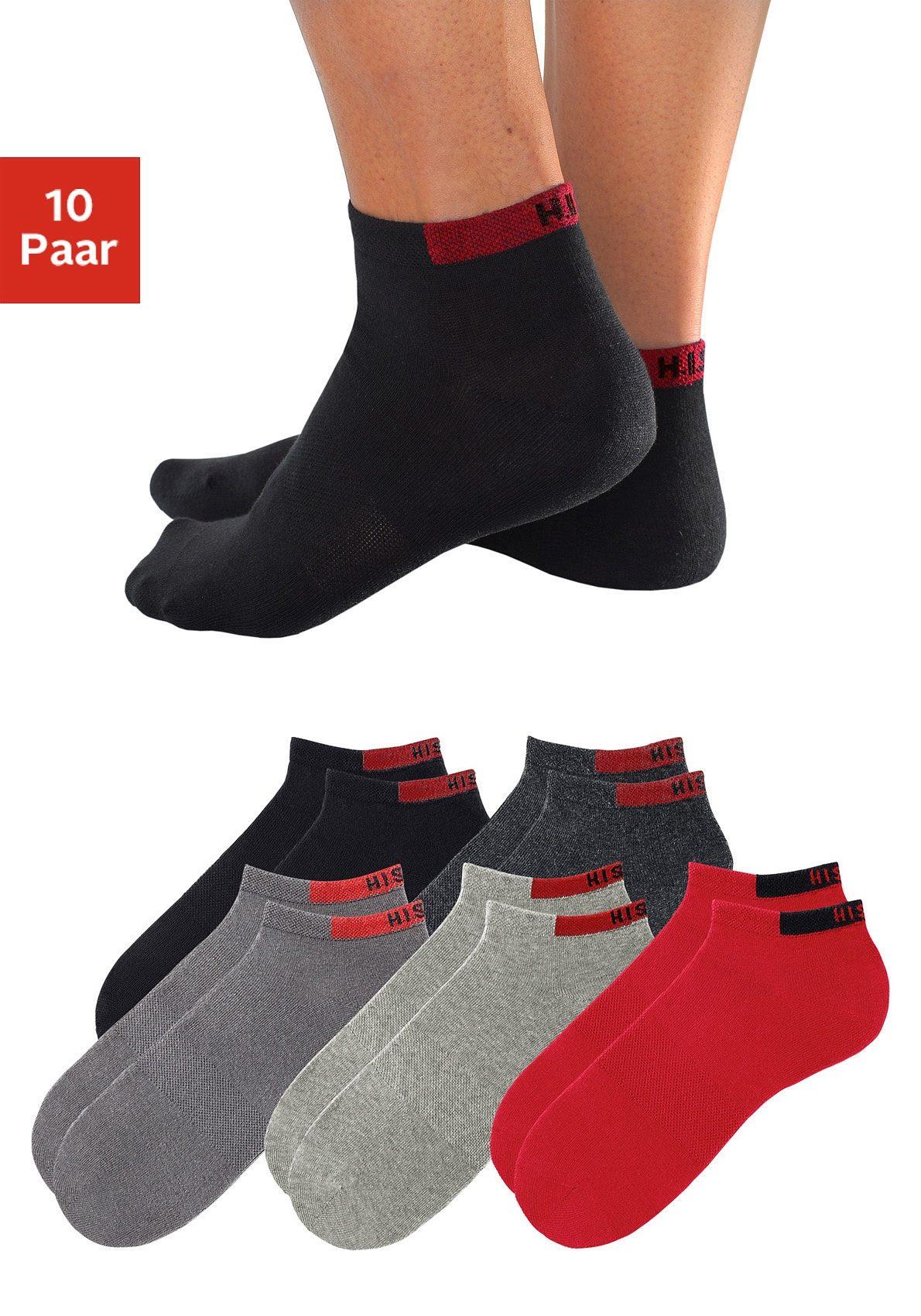 H.I.S Sneakersocken (10 Paar)