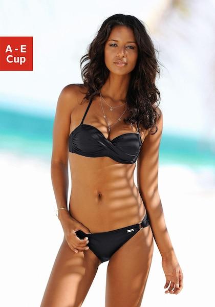 LASCANA Bandeau-Bikini-Top »Italy«