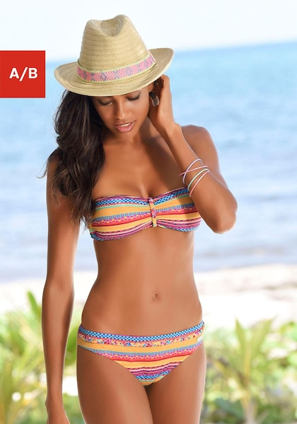 Buffalo Bandeau-Bikini-Top »Lux«