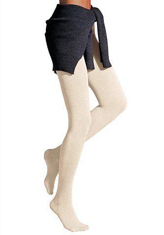 Lavana Basic Strickstrumpfhose »Thermosan« formbeständig