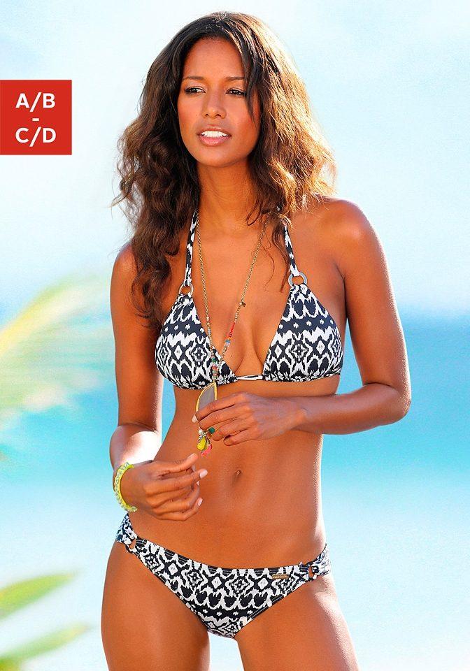LASCANA Bikini-Hose »Grace« mit seitlichen Bindebändern