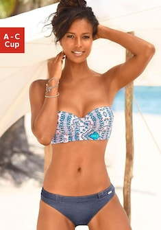 Sunseeker Balconette-Bikini-Top »April«