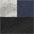 marine + grau-meliert + schwarz