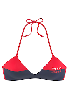 TOMMY HILFIGER Triangel - Bikini - Top »Block«