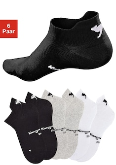 KangaROOS Sneakersocken (6 Paar)