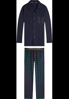 TOMMY HILFIGER Pyjama »TOMMY HILFIGER« (2-tlg.)