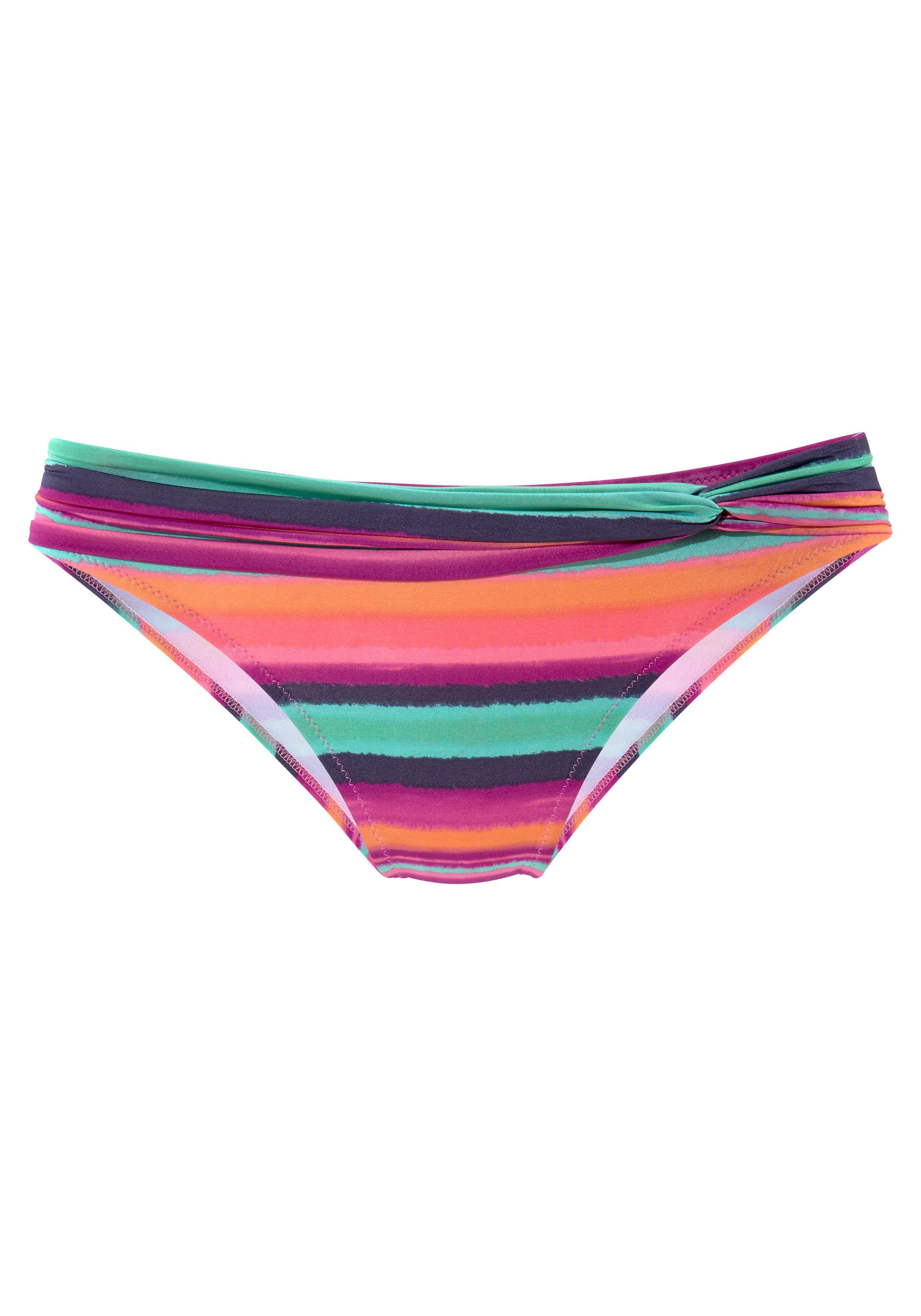 LASCANA Bikini-Hose »Rainbow«