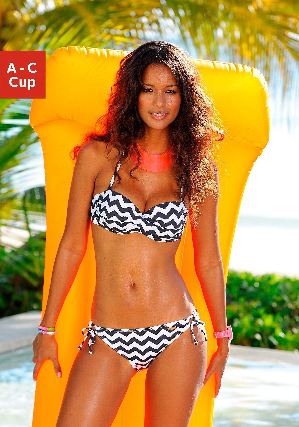 LASCANA Bandeau-Bikini-Top »Grace«