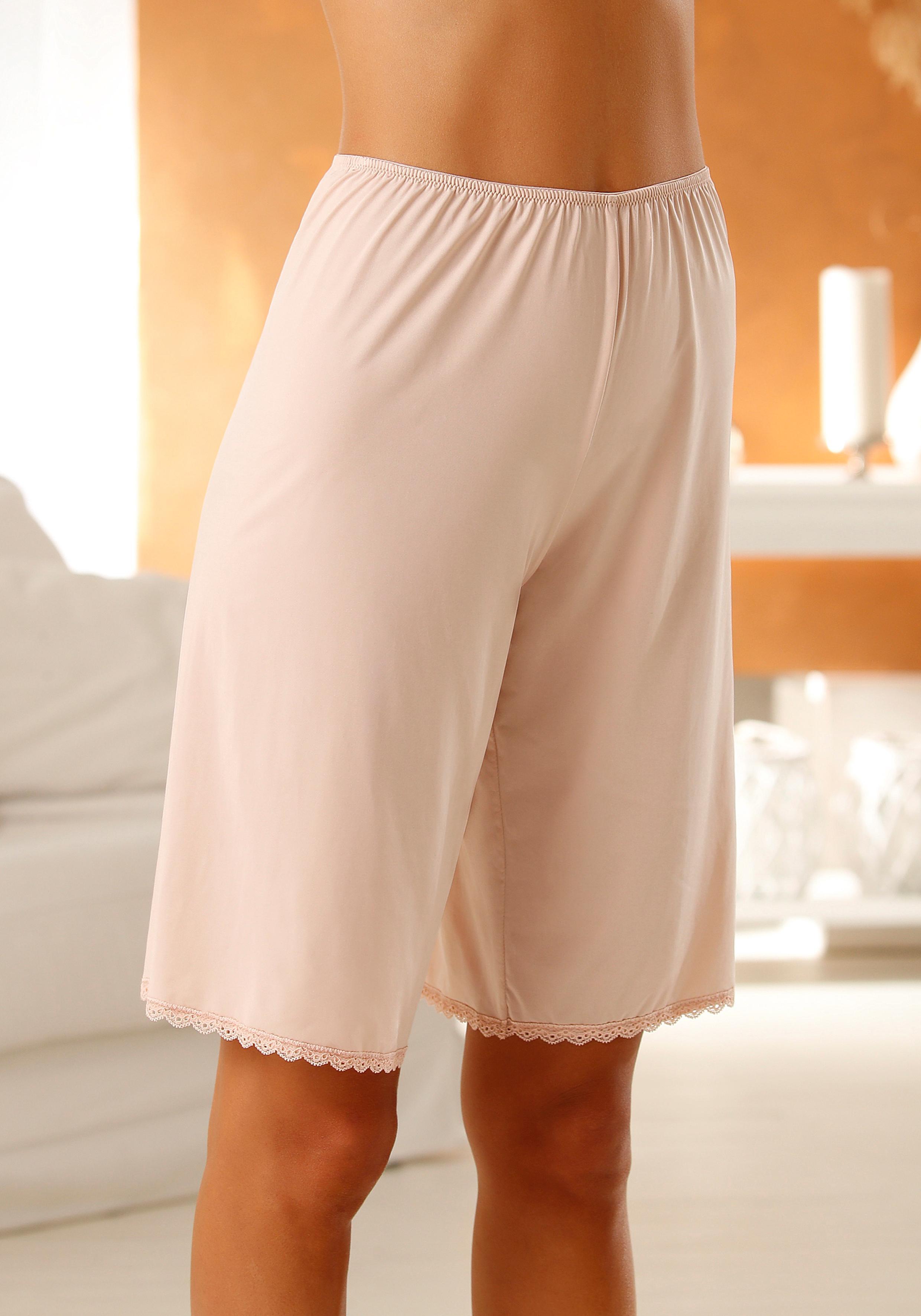 Nuance Hosenunterrock aus weich, fließendem Material