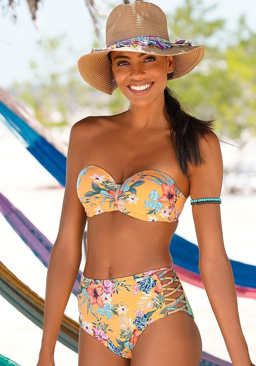 Bench. Bügel-Bandeau-Bikini-Top »Maui«