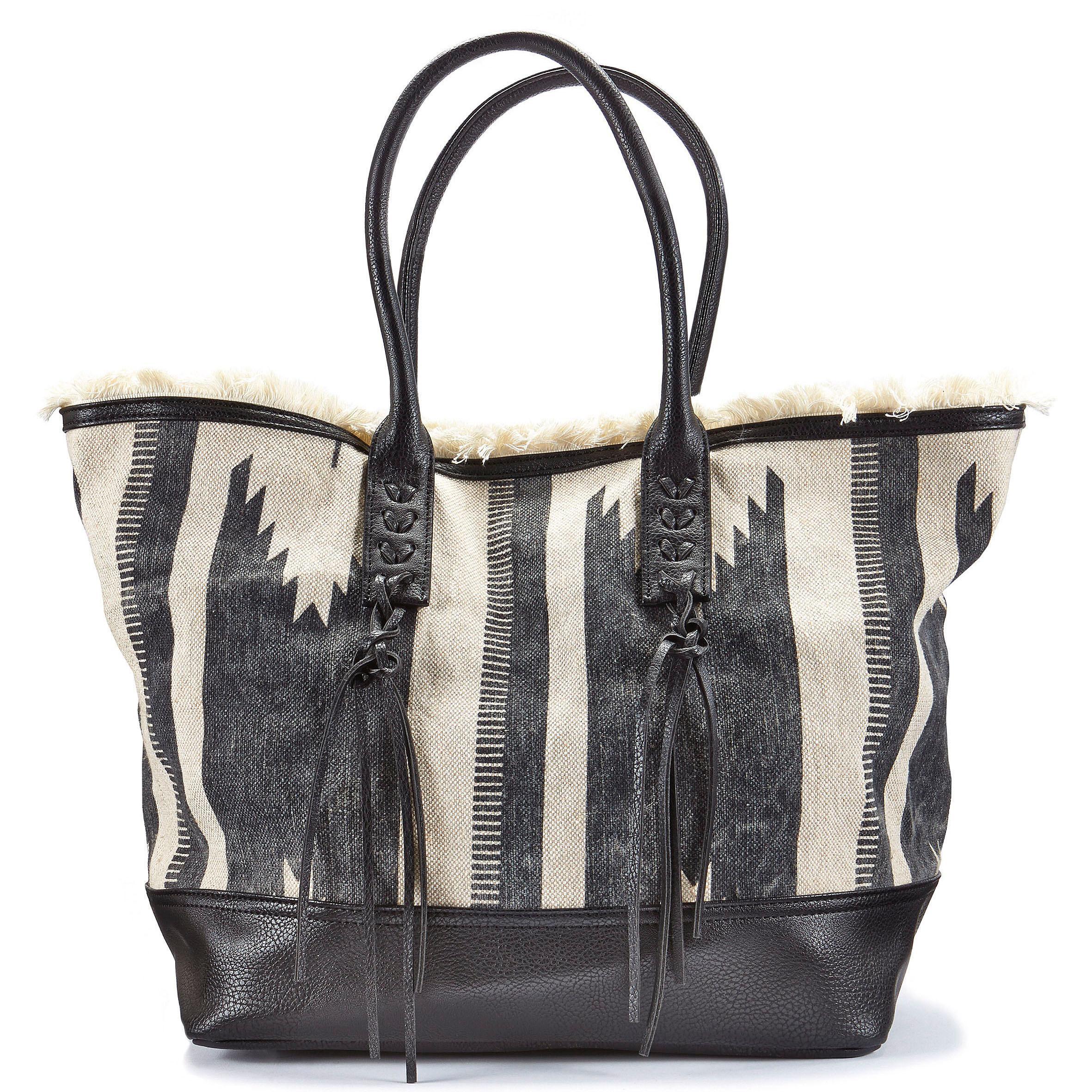 LASCANA Strandtasche im Ethno-Look