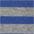 grau mel/blau gestreift