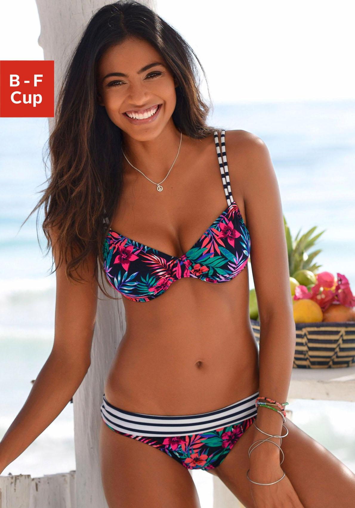 Venice Beach Bügel-Bikini-Top »Summer«