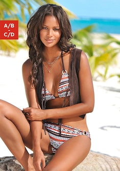 LASCANA Triangel-Bikini-Top »Wintu«