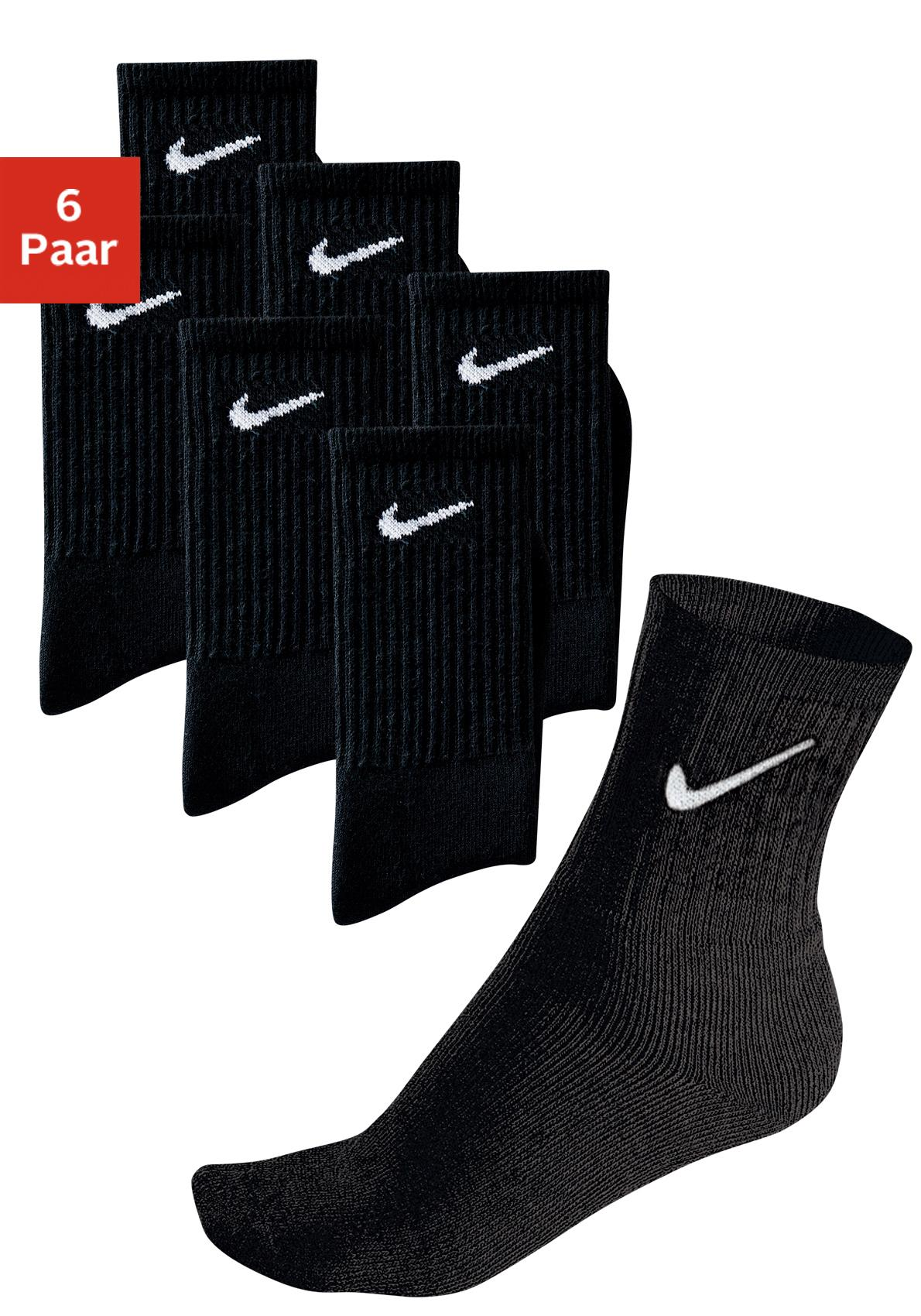 Nike Sportsocken (6 Paar) mit Fußfrottee