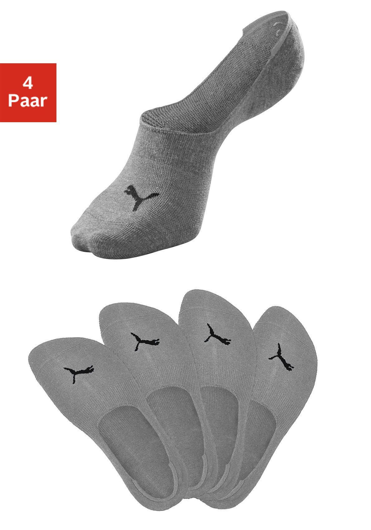 PUMA Füßlinge (4 Paar)