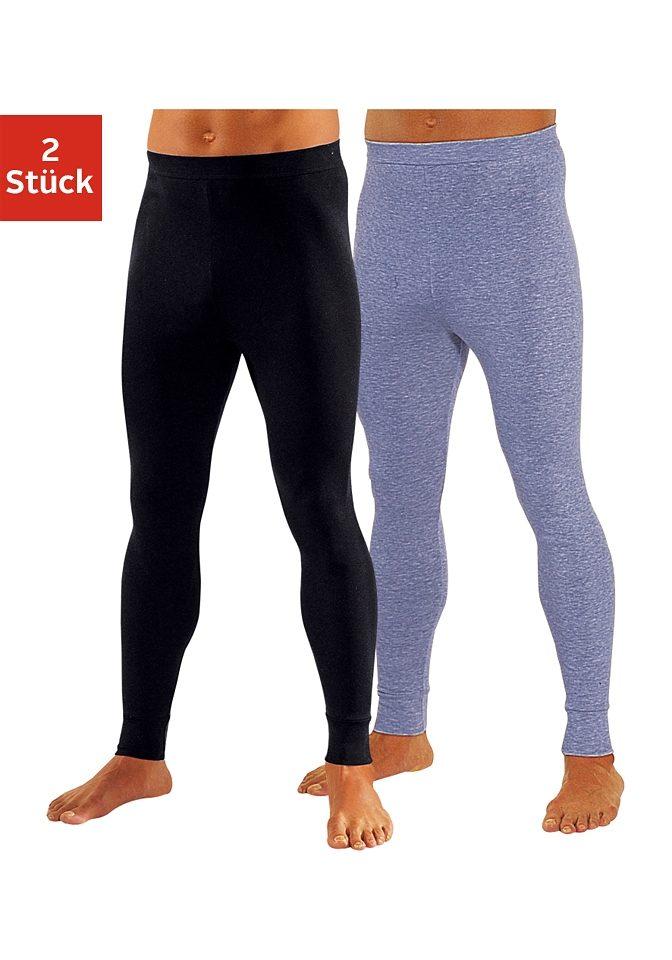 Clipper Lange Unterhose (2 Stück)