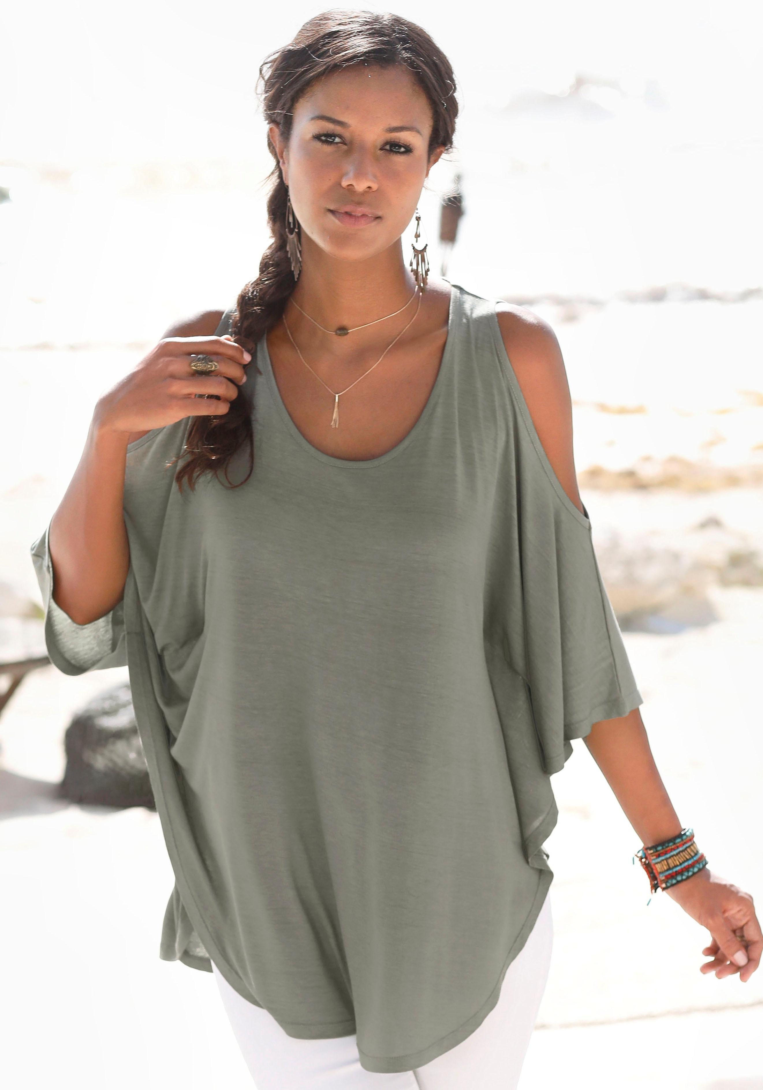 LASCANA Strandshirt