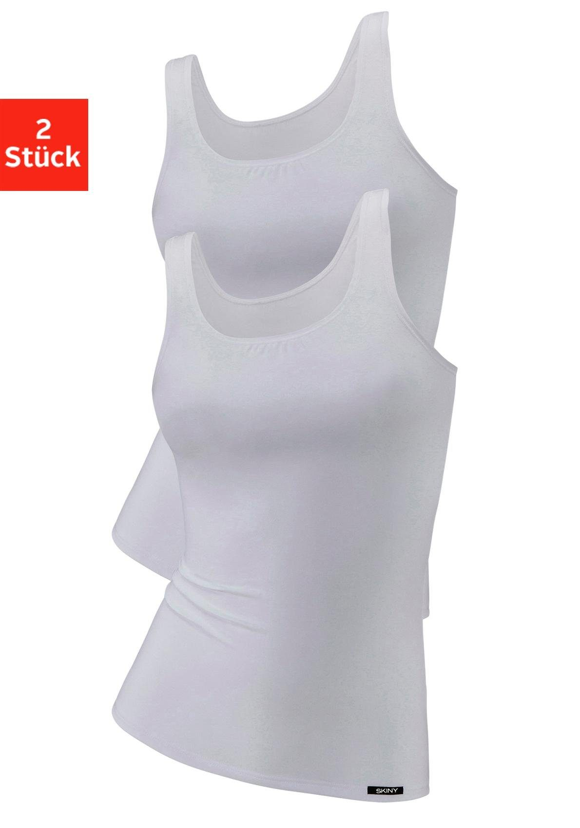 Skiny Tanktop »Advantage Cotton« (2 Stück)