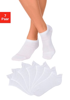 LASCANA ACTIVE Sneakersocken (7 Paar)