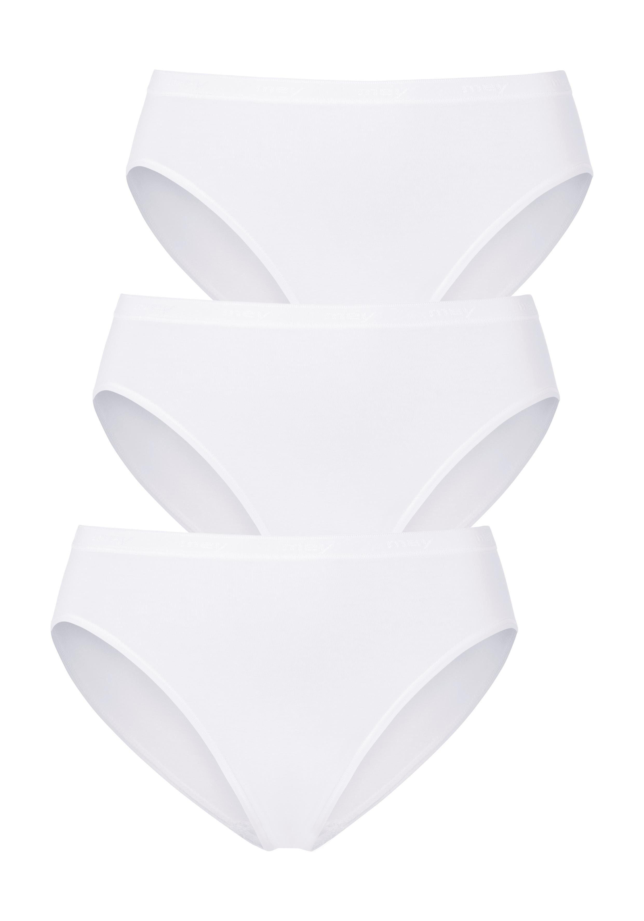 3x weiß