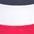 rot + weiß + marine + grau-meliert + marine