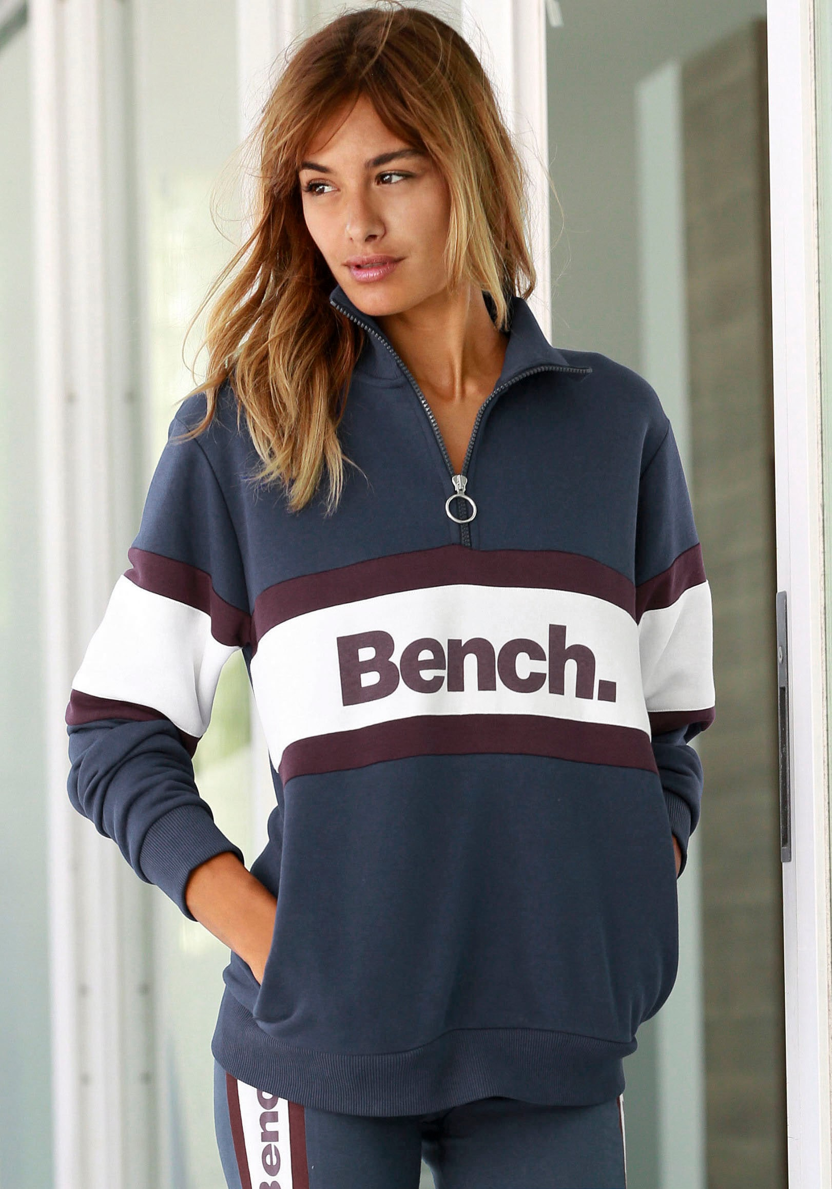 Bench. Sweatshirt im OTTO Online Shop