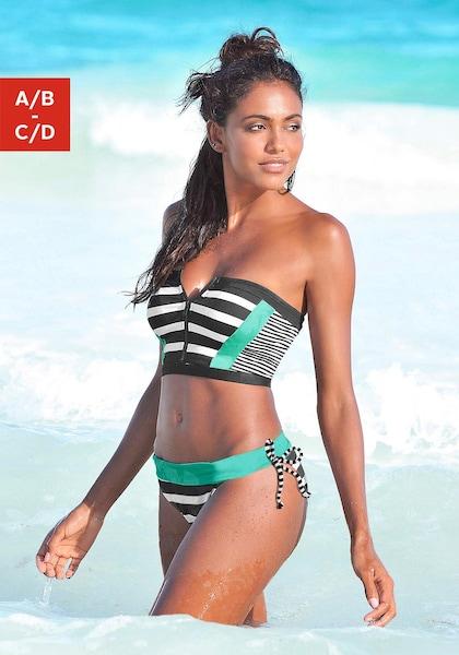 KangaROOS Bustier-Bikini-Top »Anita«