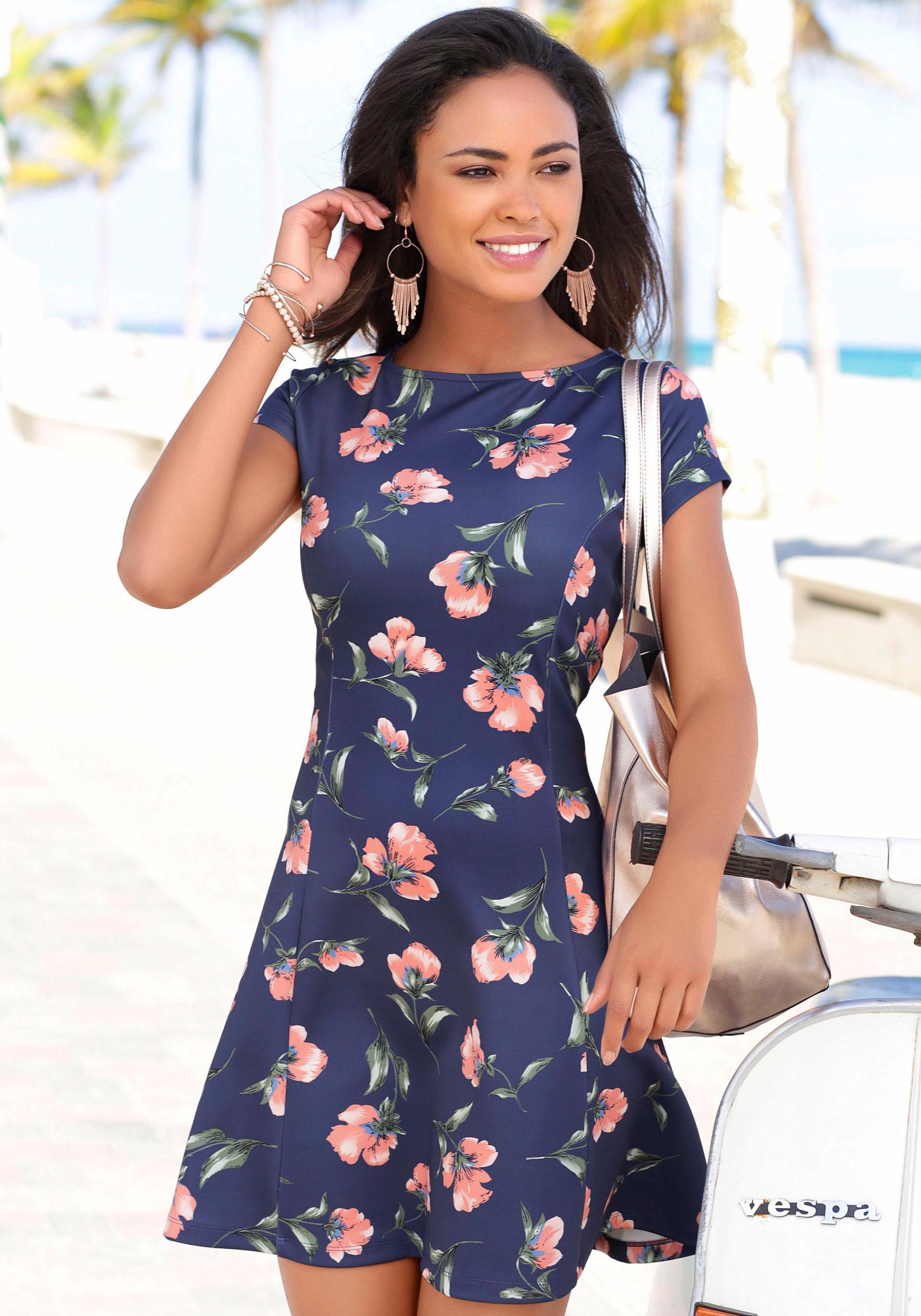 LASCANA Scuba-Kleid