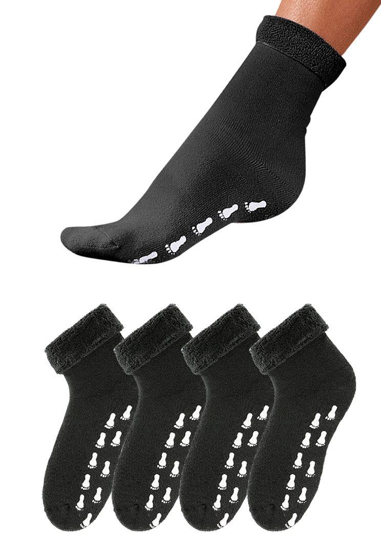 Go in ABS-Socken (4 Paar)