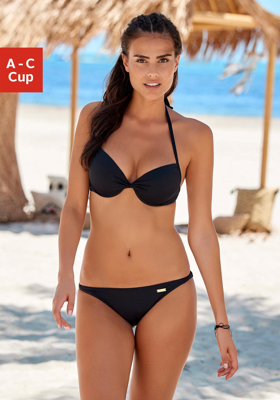 LASCANA Push-Up-Bikini-Top »Italy«