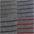 4x grau gestreift mit dunklem Kontrastbund