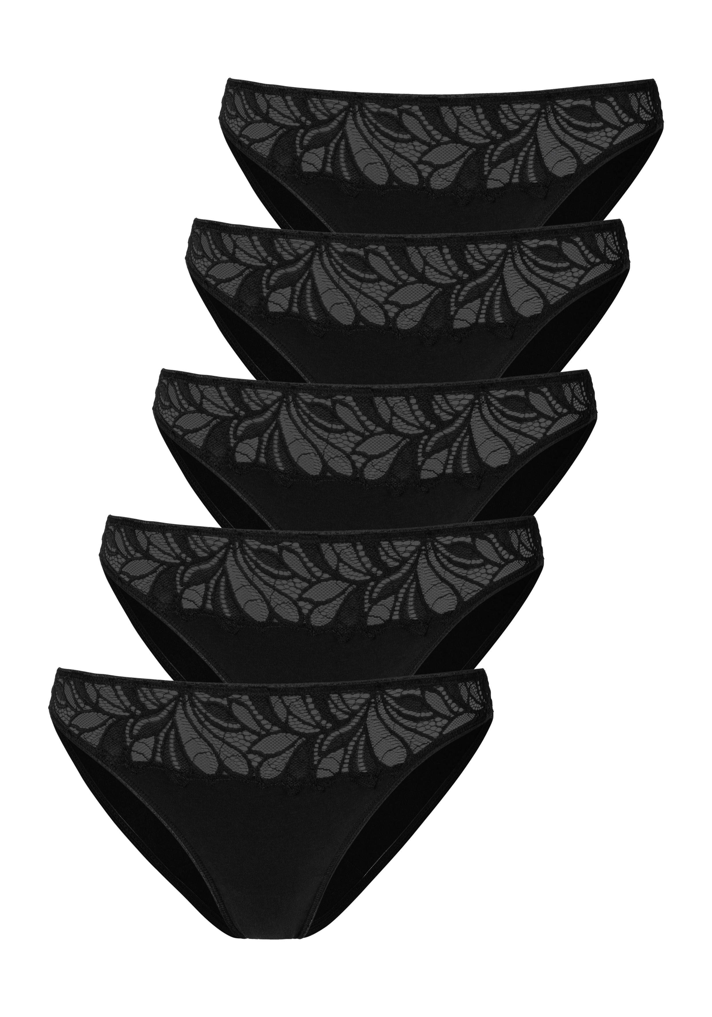 Vivance Bikinislip (5 Stück)