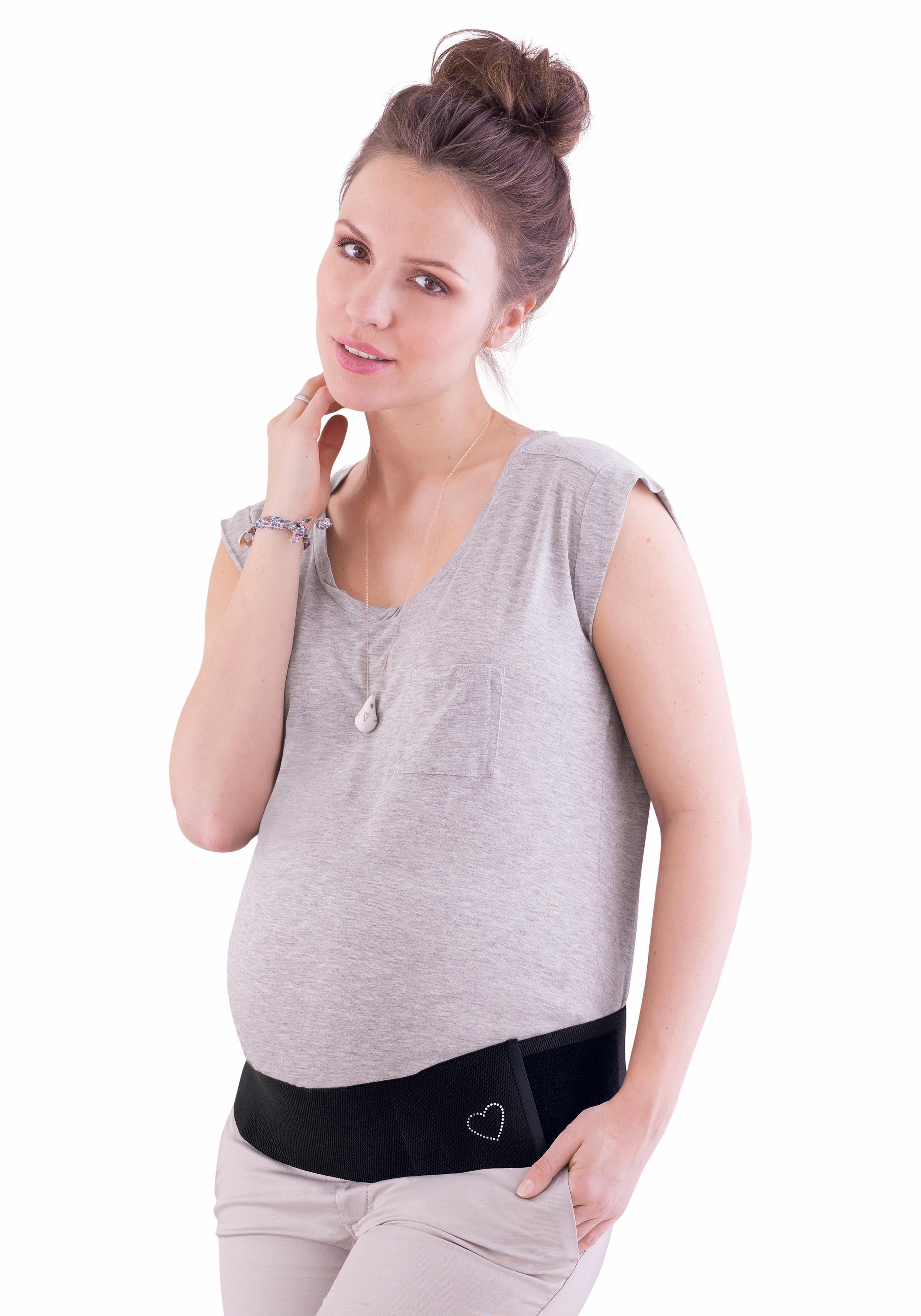 Anita Maternity Bauchgürtel »Baby Sherpa« auch über der Kleidung tragbar