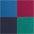 blau +rot +marine +grün