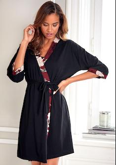 Kimono s.Oliver Bodywear