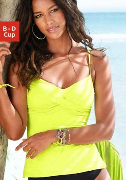 s.Oliver Beachwear Bügel-Tankini-Top »Spain«