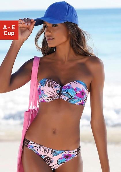 Venice Beach Bandeau-Bikini-Top »Marly«