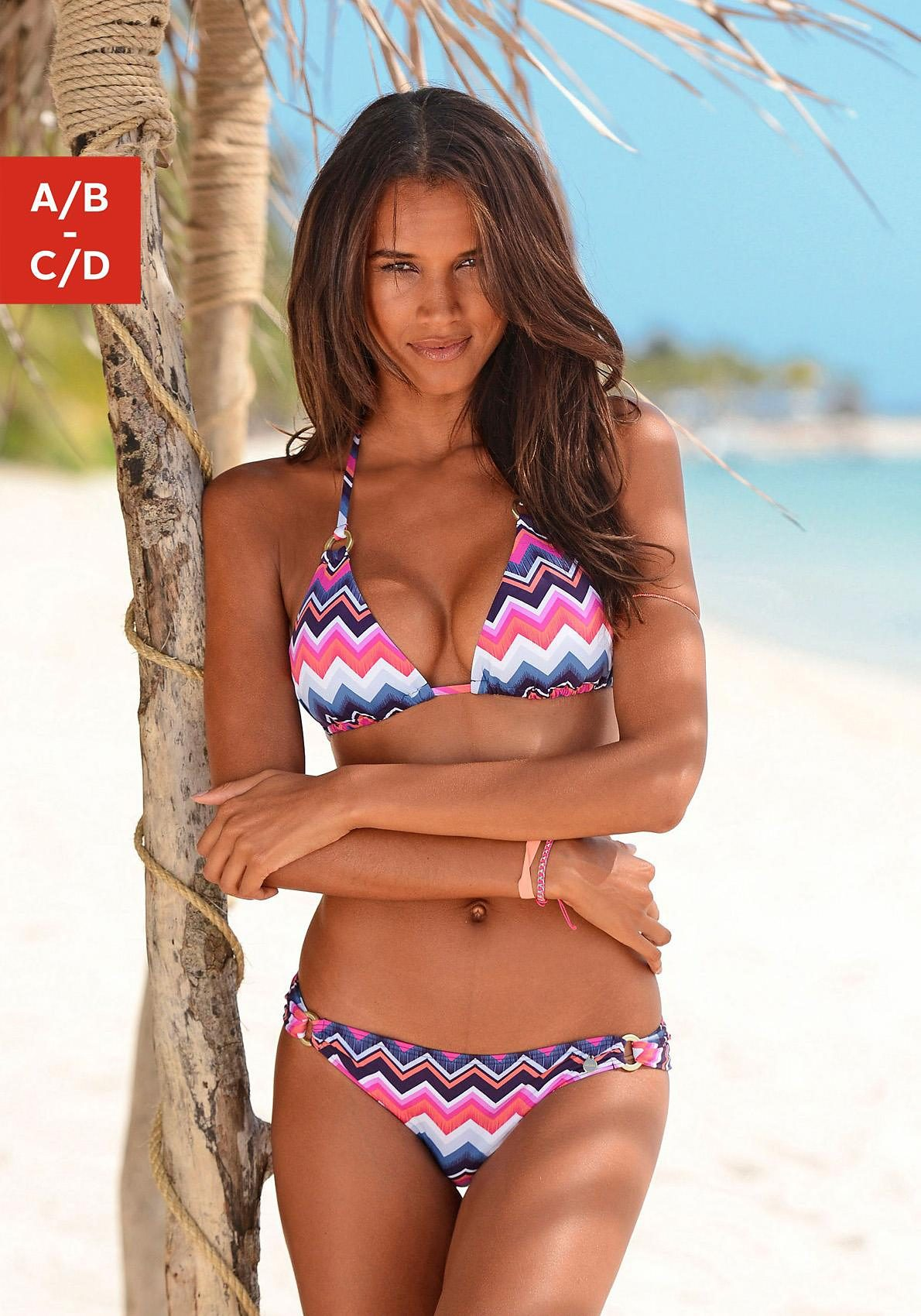 LASCANA Triangel-Bikini-Top »Pico«