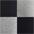 2x schwarz + 2x graumeliert