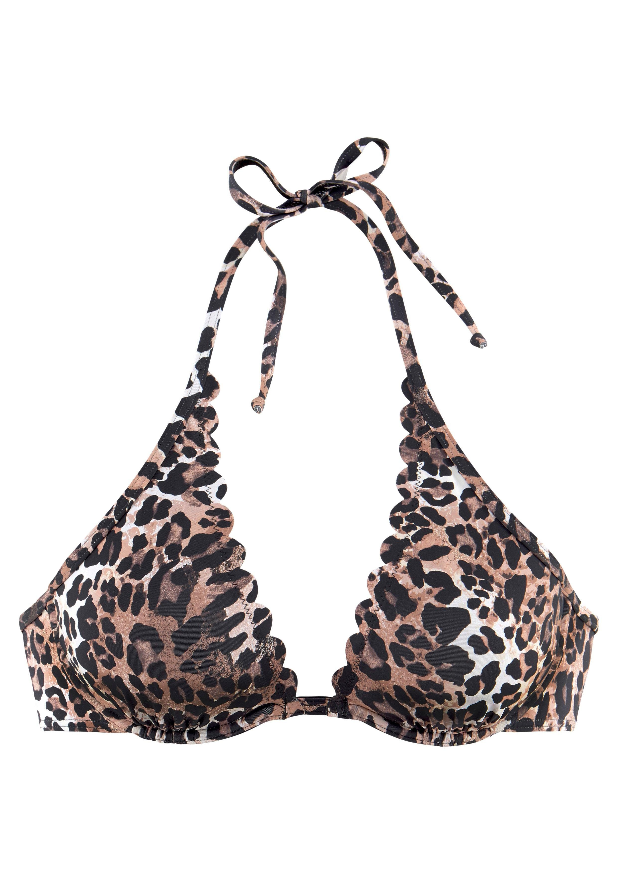LASCANA Bügel-Bikini-Top »Lexa«