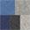 blau +grau-meliert +dunkelblau +dunkelgrau