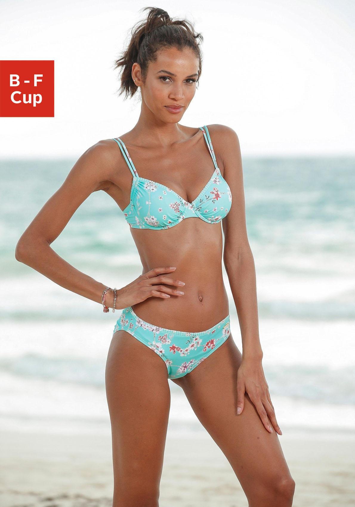 Sunseeker Bügel-Bikini-Top »Ditsy«