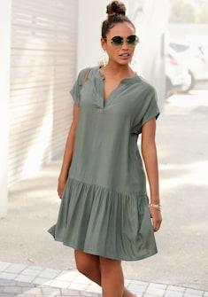 s.Oliver Beachwear Blusenkleid