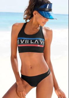 Venice Beach Bustier - Bikini