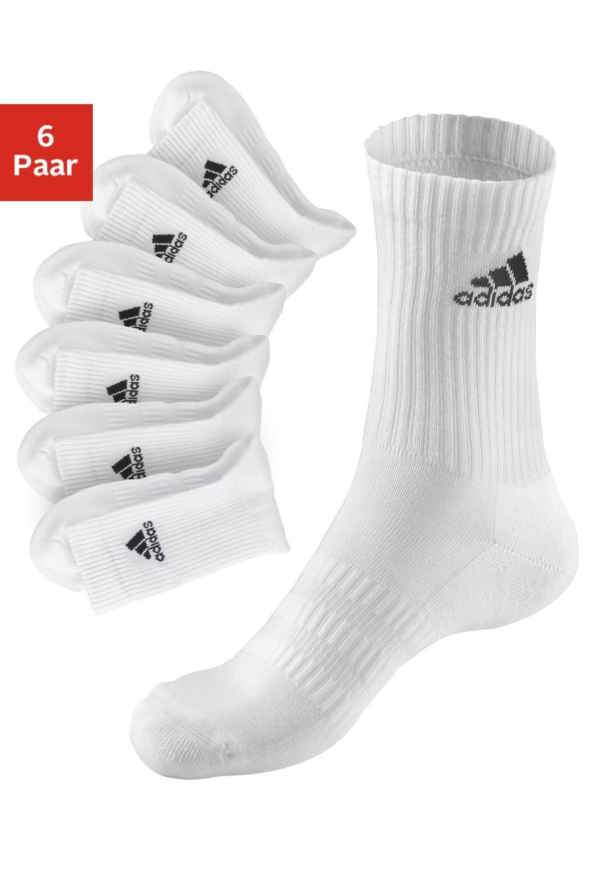adidas Performance Tennissocken (6 Paar)